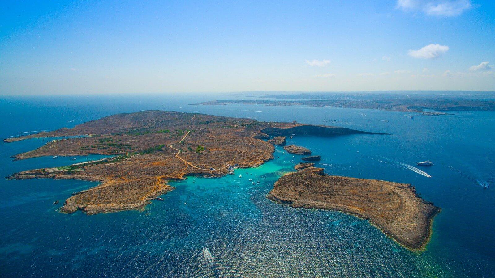 Bucea en Malta, Gozo y Comino