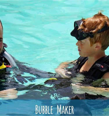 Bubble Maker Course - 8 to 10 Years