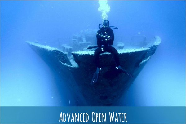 Corso Advanced Open Water