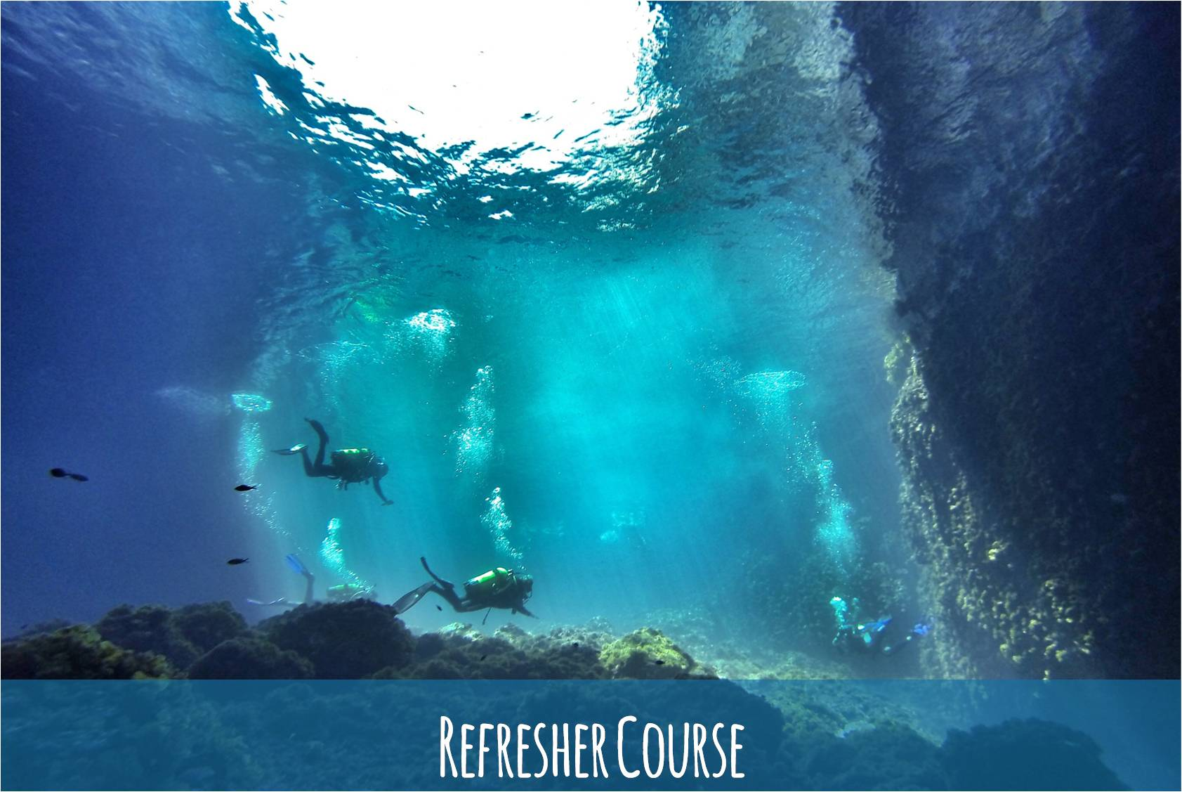 Corso Refresh for diving